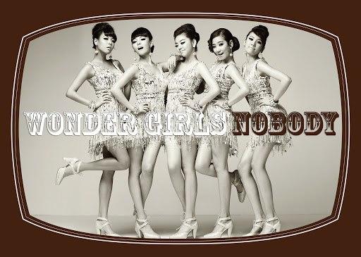 Wonder Girls альбом Nobody (Eng Ver.)