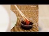 Как правильно есть суши и роллы