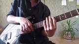 CRAZY RITCHIE BLACKMORE X TAPPING SOLO METAL BLUES NEOCLASSIC PIANO TECHNIC FREDGUITARIST