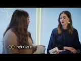 Anne Hathaway Mindy Kaling- This Or That - Oceans 8 (2018) - HBO