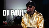 DJ Paul on Clearing 4 Samples a Week, Won't Crush Dreams by Declining Sample (Part 3)