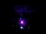 Светильник рун с ультрафиолетом