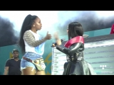 Lil' Kim, Remy Ma - Wake Me Up (LIVE) at Summer Jam 2018