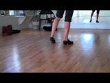 Beginner tap warm-ups