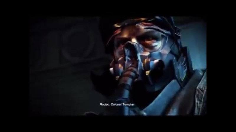 Military Leaders Colonel Mael Radec Killzone 2 The Cruiser