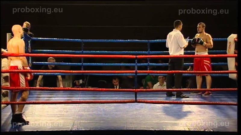 Uldis Pucens LAT VS Vasilijs Abelencevs LAT Magadan Fights