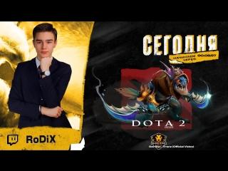 BSG x RoDiX