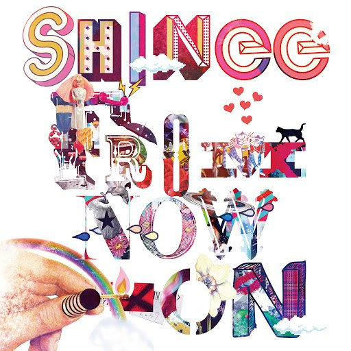 SHINee альбом From Now On