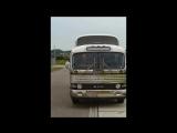 1956 Greyhound Scenic Cruiser fully restore