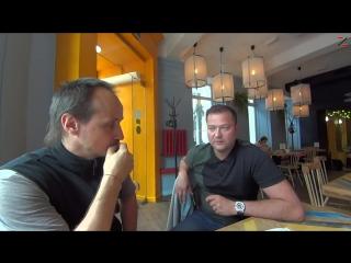 Исаев в Новосибирске. О Навальном, Грудинине и выборах в России