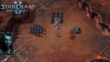 StarCraft 2 Wings of Liberty - Испытания Простые (Тактика и стратегия)