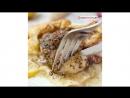 Запеченные куриные бедрышки   Больше рецептов в группе Кулинарные Рецепты