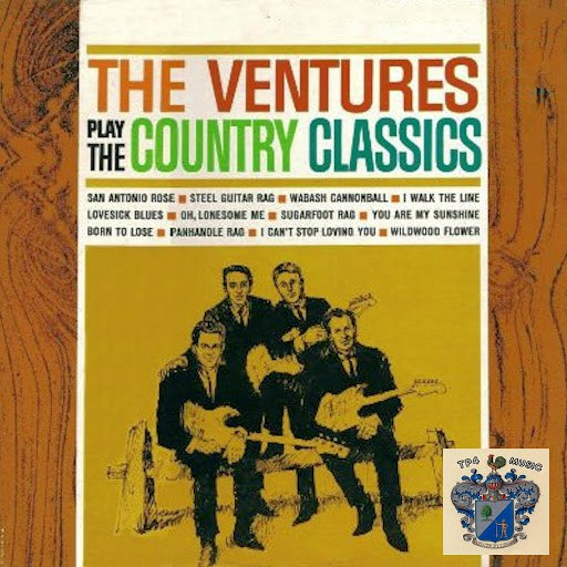 The Ventures альбом The Ventures Play the Country Classics