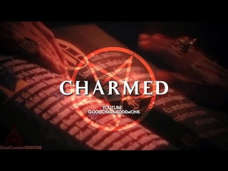 Charmed  Evil opening credits