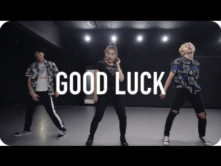 1Million dance studio Good Luck - Basement Jaxx (ft. Lisa Kekaula) / Youjin Kim Choreography