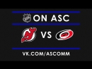 NHL | Hurricanes VS Devils