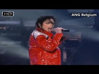 MICHAEL JACKSON LIVE HD Billie Jean - Beat it - Thriller - Smooth Criminal History Tour Germany 1997