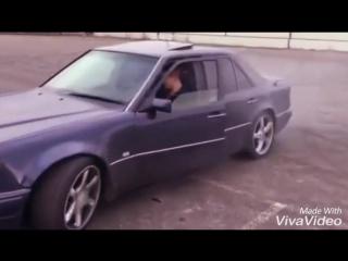 W124 E500 WOLF 🐺