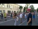 Стрим 63.ru: танцевальный парад болельщиков ЧМ в Самаре