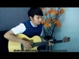 (OST.Dilwale) Janam Janam - Nathan Fingerstyle - Guitar Cover - Shah Rukh K.3gp