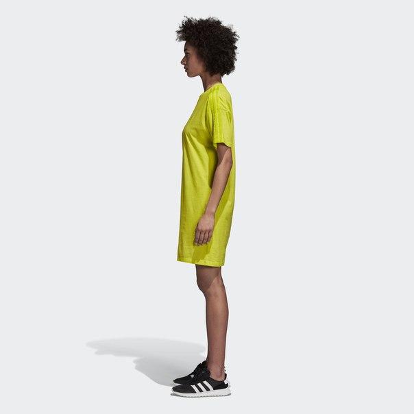 Платье-футболка