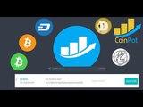 Nuevo Pago de 0.0013415 BTC CoinPot Gana 5 Cryptomonedas Gratis