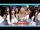[OTHER] 우주소녀 (WJSN) & 현아 (HyunA)  MBC Gayo DaeJejeon Behind @ Cosmic Girls