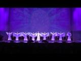 Плавала лебедушка. Премьера. Омский русский народный хор. 9.12.2017
