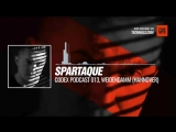 #Techno #music with @Spartaque - Codex Podcast 013, Weidendamm (Hannover, Germany) #Periscope