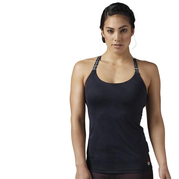 Спортивная майка с вшитым лифом Reebok CrossFit ACTIVCHILL