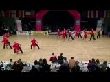 Формэйшн чемпионат мира 2017, Австрия. 1-е место- Дуэт Пермь