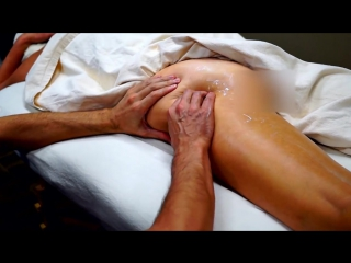 Ay-ay-ay!!!! very painful!!!! massage asmr lower extremities massage asmr