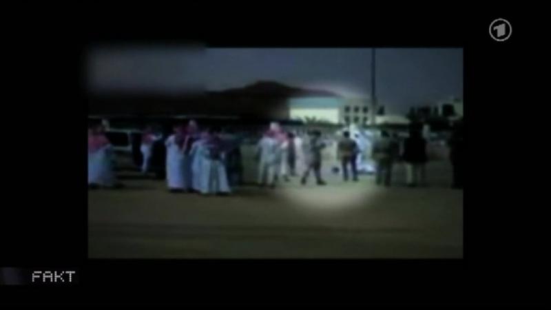 Bundespolizei in Saudi-Arabien- Von EADS bezahlt