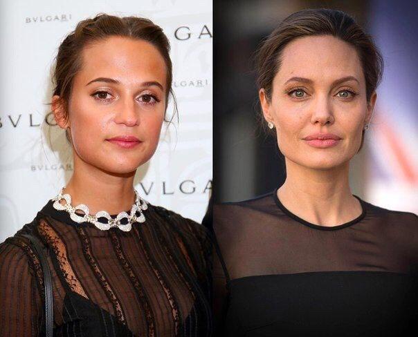 Анджелина Джоли не стала смотреть новую «Лару Крофт»