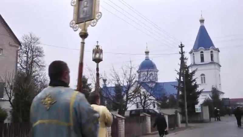 В Слуцке почтили память праведной Софии княгини Слуцкой Беларусь