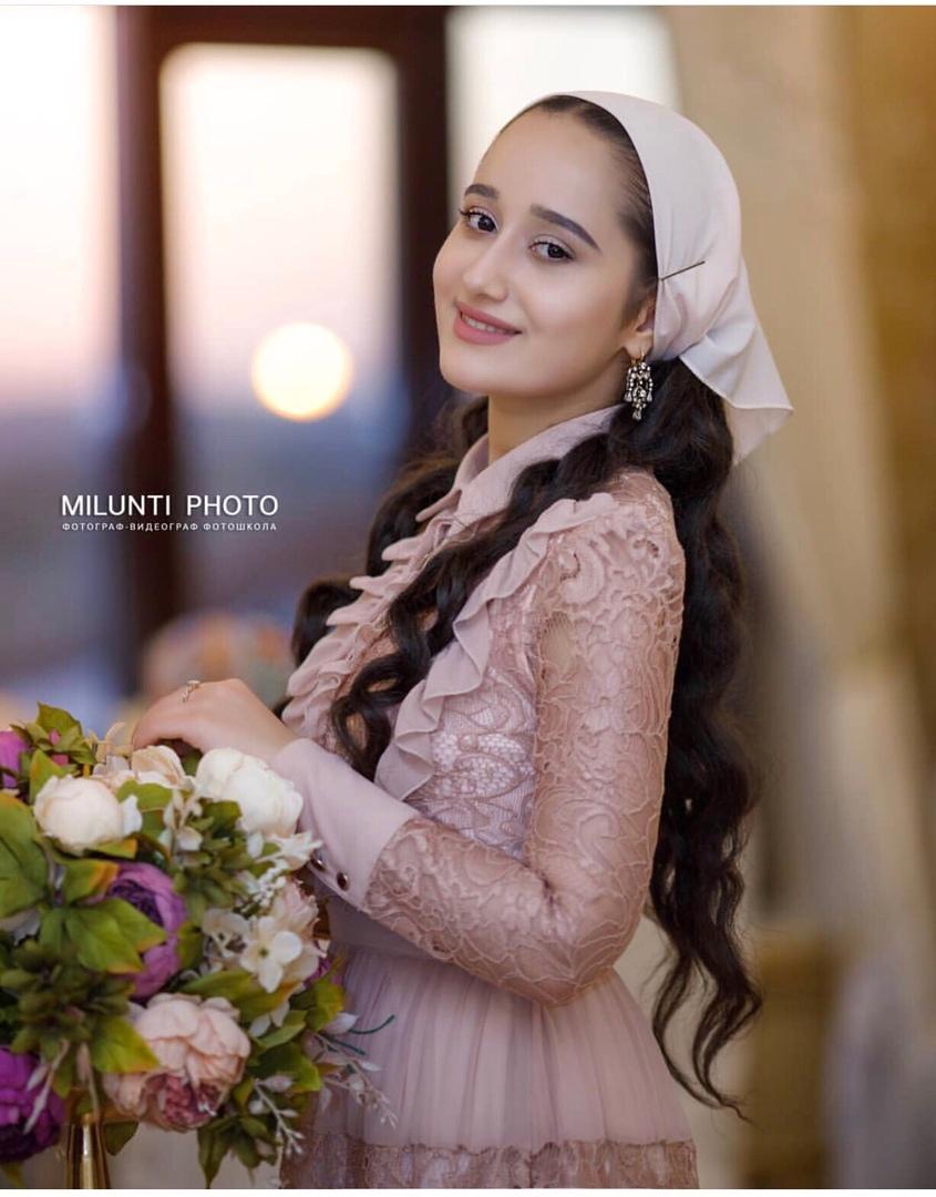Раяна Асланбекова, Грозный - фото №1