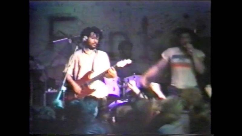 Bad Brains (live concert) - May 19th, 1983, Hyde Park, Osnabrück, Germany