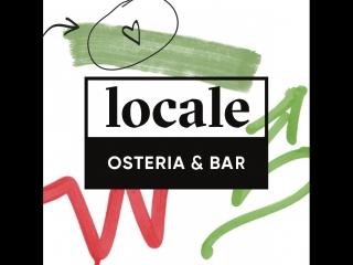 Новая итальянская волна  Osteria Locale