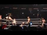 Undertaker Roman Reigns Strowman Vs Kevin Owens Baron Corbin Elias Six Man Tag WWE MSG 2018 (7. 07. 2018)