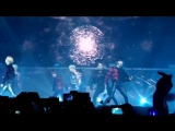 VK180812 MONSTA X fancam - Destroyer @ THE 2nd WORLD TOUR 'THE CONNECT' in Sao Paulo