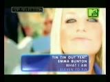 tin tin out &amp emma bunton - what i am mtv