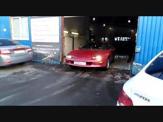 Chevrolet Camaro в гараж на час