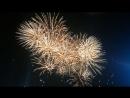 """Салют возле """"Торгового квартала"""" Калуга 25.08.2018"""