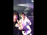 [FANCAM] 180303 Chanyeol @ EXO PLANET #4 - The ElyXiOn in Singapore