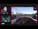 Daniel Ricciardo's Virtual Hot Lap of Australia 2018 Australian Grand Prix