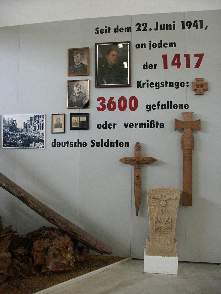 Военно-исторический музей вооружённых сил Германии, изображение №22