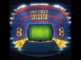 Перформанс на матч Барселона - Реал Сосьедад