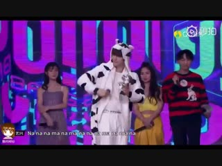 [VIDEO] 181021 Lay - NAMANANA @ Yo! Bang Music Show | Encore 3