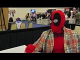 PSY VS Deadpool gentleman