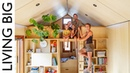 Family of 5s Modern Tiny House Packed With Clever Design Ideas Living Big In A Tiny House